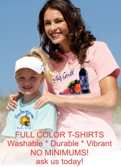 FULL COLOR T-SHIRTS